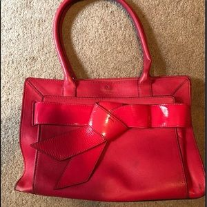 Kate Spade Large Bow Front Tote